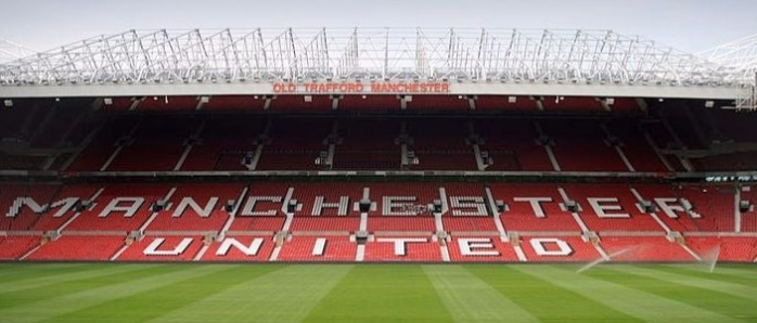 Old Trafford danner ramme om Manchester United-Liverpool.