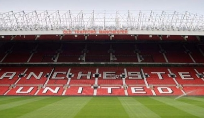 Old Trafford danner ramme om Manchester United-Chelsea.